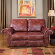 fresh cheap decorating around a burgundy leather sof 16964