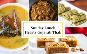 lunch this sunday on a hearty gujarati thali by archana u0027s kitchen