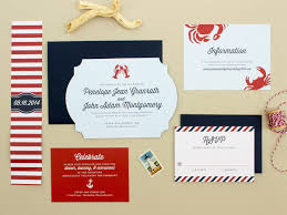 Single Card Wedding Invitations Invitations U0026 Paper Goods Mywedding