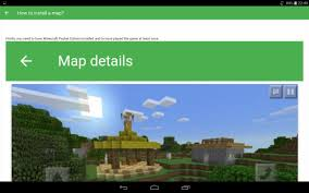 How To Use A Map In Minecraft Maps For Minecraft Pe Android Apps On Google Play