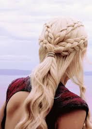hair obsession pinterest khaleesi daenerys and