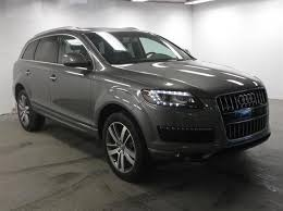 audi for sale by owner used 2012 audi q7 3 0 suv for sale by owner sell ad