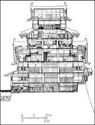 floor plans of castles scaling castles vol i himeji u2013 the white heron u2013 the errant canuck