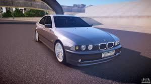 bmw e39 530i tuning bmw 530i e39 stock white wheels for gta 4