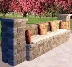 Backyard Retaining Wall Ideas Patio Wall Perfect Home Depot Patio Furniture Of Patio Wall Ideas