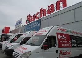auchan si e auto auchan renunţă la o parte dintre microbuzele pentru clienţii din