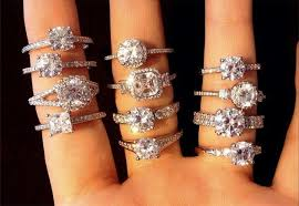 wedding ring on lake side corrals