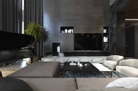 Dark Interior Design 8 Living Room Interior Designs And Layout With Dramatic Dark