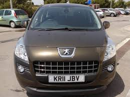 peugeot second hand prices second hand peugeot 3008 rhd for sale san javier murcia