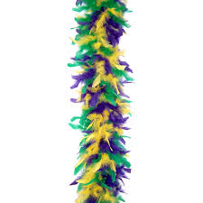 mardi gras boas chandelle feather boa mardi gras mix continental feathers