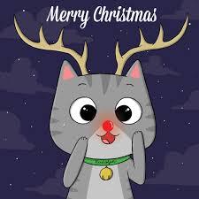 cat greeting cards meowingtons