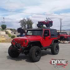 jeep truck prerunner 2007 jeep jk sport prerunner dixie 4 wheel drive