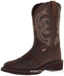 womens justin boots size 11 s justin boots collection 11 toe boot aged