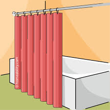 Transfer Bench Shower Curtain Shower Curtain For Accessible Tubs U0026 Showers Homeability Com