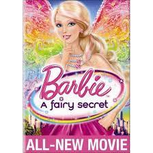 barbie fairy secret target