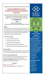 fmcs events sau south asian university