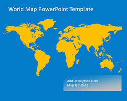 map of workd free vector map of the world for powerpoint