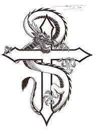 55 cross tattoos designs and pictures