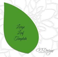 printable large flowers diy giant paper flower printable templates flower template