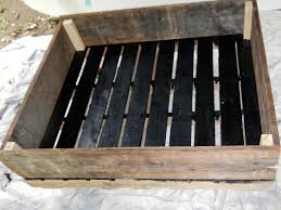 Raised Garden Beds From Pallets - how to build a raised garden bed how tos diy