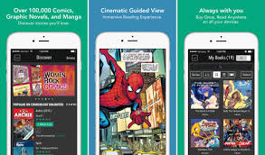 book apps for android 5 of the best comic book apps for android and ios