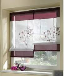 Kitchen Curtains On Sale by 1pcs Sheer Liftable Organza Embroidered Kitchen Curtains Roman
