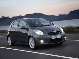 toyota yaris grey toyota yaris ts 2007 pictures information specs