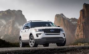 2018 ford explorer pictures photo gallery car and driver