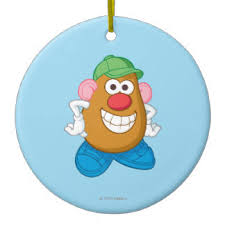 potato decorations décor zazzle