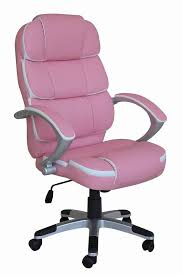 Pink Computer Desk Modern Luxury Designer Executive Computer Desk Study Office Chair
