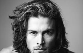 wavy long hair awkward stage men long hairstyles for men a complete guide hairstylo
