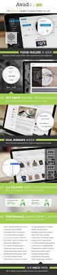 avada theme portfolio order avada responsive multi purpose theme on behance
