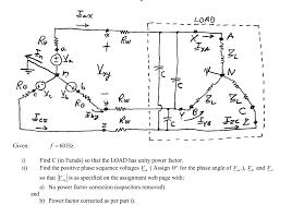 power factor for lighting load alternator phasor diagram with leading power factor load youtube