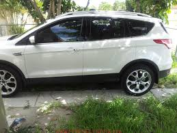 Ford Escape 2013 - awesome ford escape 2013 titanium white car images hd new mud