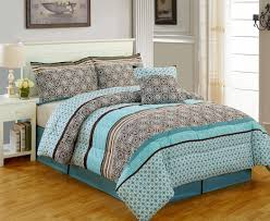 Blue And Brown Bed Sets Aqua Bedding Comforter Sets And Quilts Sale Ease Bedding With Style