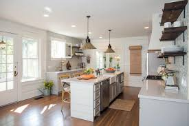 Pictures Of Remodeled Kitchens by Fixer Upper Makeover A Style Packed Small Space Hgtv U0027s