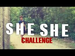 she she she she challenge john hendrix loresco bhea loresco youtube