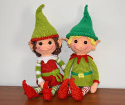 christmas elves pattern amigurumibb u0027s blog