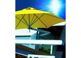 paraflex balcony umbrella instant shade umbrellas moorabbin vic 3189