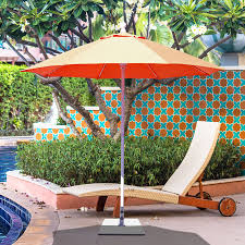 Galtech Patio Umbrellas by 725 7 5 U0027 Commercial Use Galtech International Market Umbrellas And