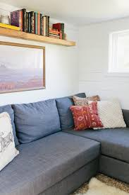 Tiny Living Room by Tour This Creative Couple U0027s Tiny House And Prepare To Be