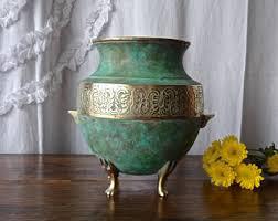 Copper Home Decor Decorative Copper Etsy
