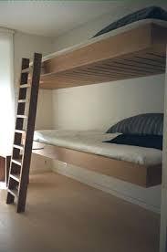 modern bunk bed floating bunk beds modern boy s room