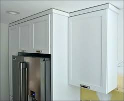 installing crown molding on kitchen cabinets kitchen cabinets crown moulding coryc me