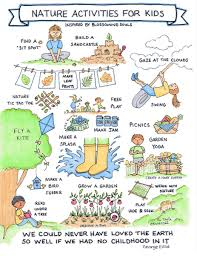 nature activities images Kristin wiens on twitter quot new graphic nature activities for kids jpg