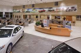 toyota car showroom toyota image usa ii