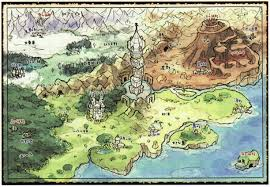 Twilight Princess Map Zelda U Is Likely A Sequel To Zelda Ii And Here U0027s Why Expansion