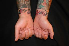 japanese tattoo on wrist looking for reference buddhist rosary wristband tattoos mala