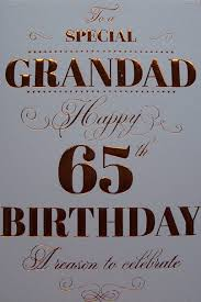 template birthday cards 65th birthday free with 65th birthday