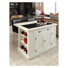 Alexandria Kitchen Island Ceramic Tile Countertops Kitchen Island With Storage And Seating